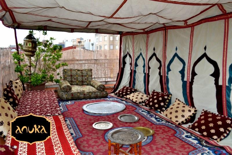 decoracion árabe