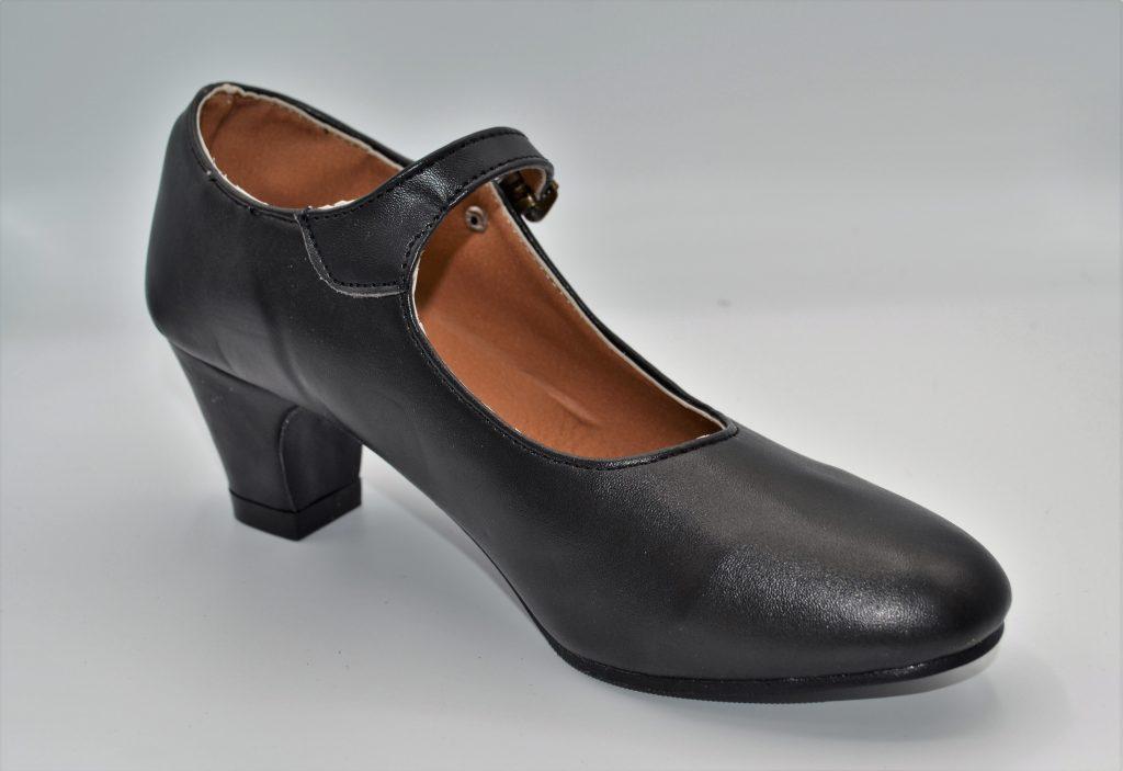 ac3575f3 Zapatos mujer de baile flamenco o sevillanas | Centro Anuka - Tienda online  de vestuario y complementos para la danza